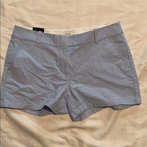 J Crew size 8 shorts NWT
